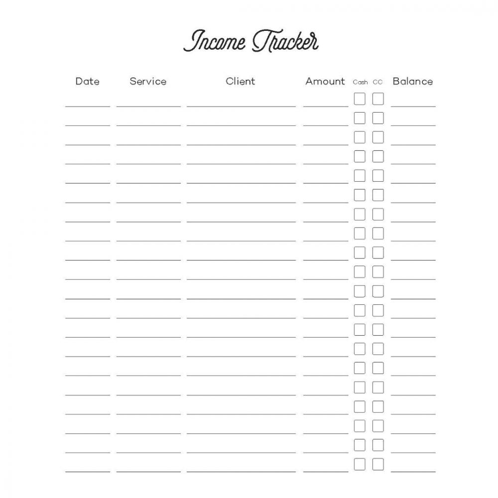 income-tracker